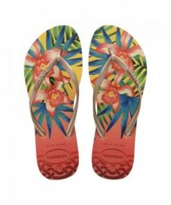 Slapi plaja Havaianas Slim Tropical