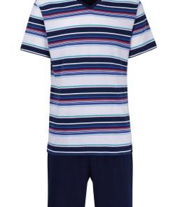 Pijama barbateasca CECEBA Red XL plus, nu necesita calcare