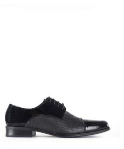 Pantofi barbati Mickey Negri