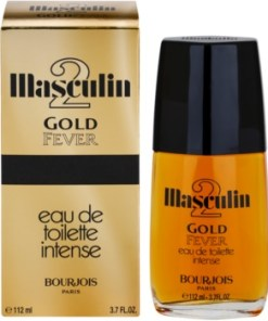 Bourjois Masculin Gold Fever eau de toilette pentru bărbați 112 ml BOUGOFM_AEDT10