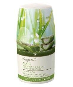 Deodorant roll-on cu extract de aloe vera