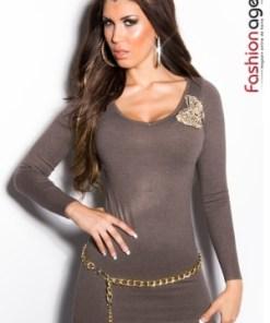 Pulover Adina Bej