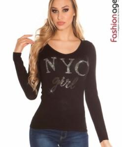 Pulover New York Girl