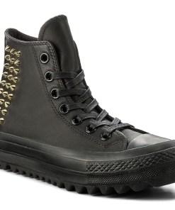 Sneakers CONVERSE - Ctas Ember Boot Hi 557918C Chipmunk/Chipmunk/White