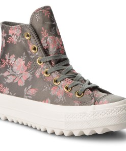 Tenisi CONVERSE - Ctas Dainty Ox 532353C Charcoal