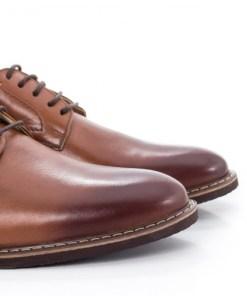 Pantofi Piele Henrry maro eleganti
