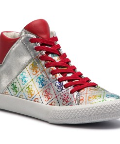 Sneakers GUESS - Marty FJ5MAR FAL12 RED