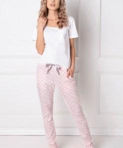Pijama dama Queen, lunga
