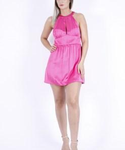 Rochie zara roz pink awinita