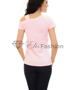 Tricou Conscious Pink