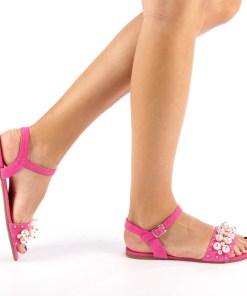 Sandale dama Maia fuchsia