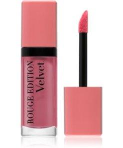 Bourjois Rouge Edition Velvet ruj de buze lichid cu efect matifiant BOURVEW_KLIS55