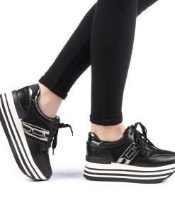 Pantofi sport dama Krasim negri