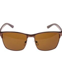 Ochelari de soare dama P5032C2 maro toc protectie