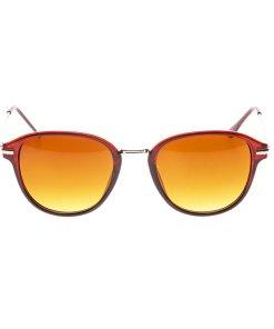 Ochelari de soare dama P5067C6 maro + toc protectie