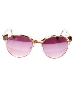 Ochelari de soare dama P5080C3 leopard toc protectie