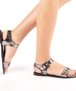 Sandale dama Cani negre