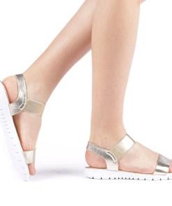 Sandale dama Alyso aurii