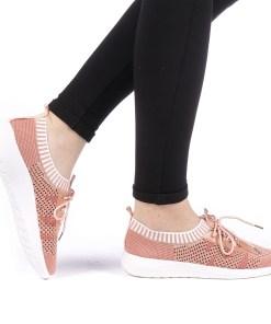 Pantofi sport dama Faraja roz