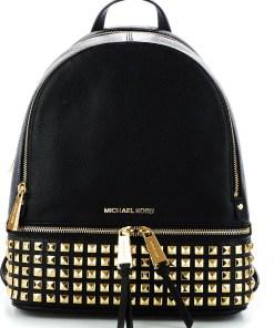 Michael Kors Backpack with stud details Black