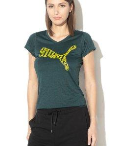 Tricou cu imprimeu logo si DryCell