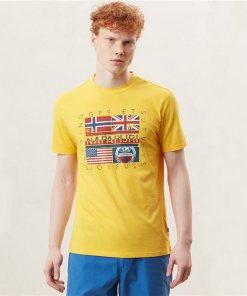 Tricou Sachu Freesia Yellow