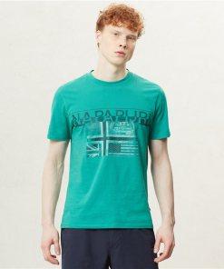 Tricou Sawy Alhambra Green