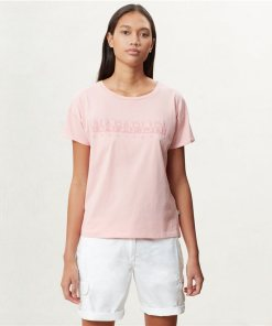 Tricou Sevora W Pale Pink New