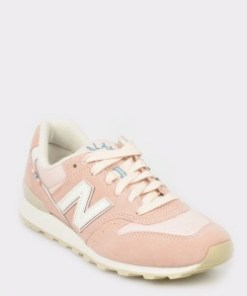 Pantofi sport NEW BALANCE roz, Wr996, din material textil