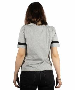 Tricou Yawyd SS heather grey