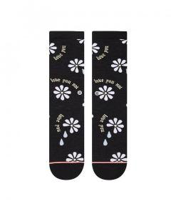Sosete Women Love You Not Socks (foundation) black