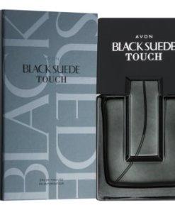 Avon Black Suede Touch eau de toilette pentru barbati 75 ml