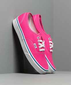 Vans Authentic (Canvas) Carmine Rose/ True White