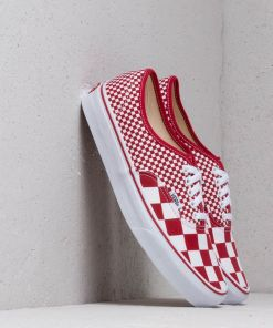 Vans Authentic (Mix Checker) Chili Pepper