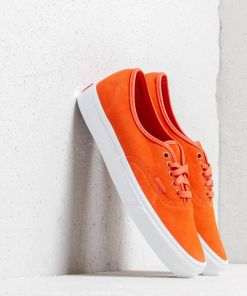 Vans Authentic (Soft Suede) Koi/ True Whi
