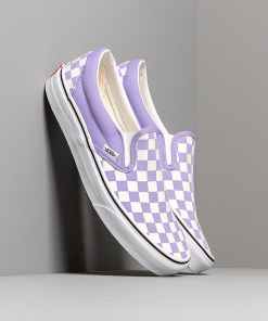 Vans Classic Slip-On (Checkerboardard) Violet