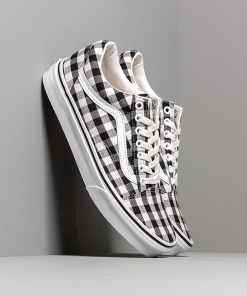 Vans Old Skool (Gingham) Black/ True White