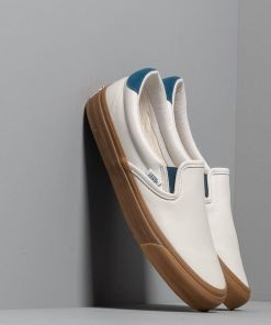 Vans OG Slip-On 59 LX (Leather/ Suede) Marshmallow