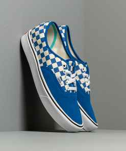 Vans ComfyCush Authentic (Checker) Lapis Blue/ True White