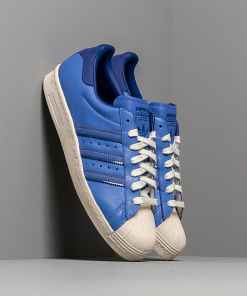 adidas Superstar 80S Real Lilac/ Active Blue/ Off White