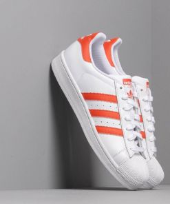 adidas Superstar Footwear White/ Raw Amber/ Footwear White