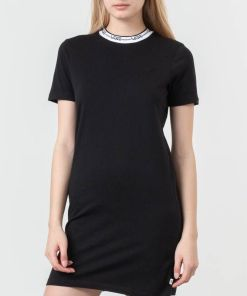 Vans Funnier Shortsleeve Dress Black