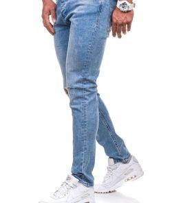 Jeansi pentru barbat albastru-deschis Bolf 272