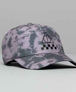 Vans x Harry Potter Deathly Hallows Cap Purple/ Black