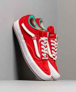 Vans Old Skool Cap Lx (Regrind) Racing Red