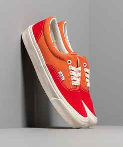 Vans Og Era Lx (Canvas) Racing Red/ Orange