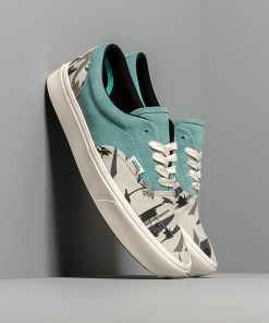 Vans Comfycush Era L (Suede/ Cnvs) Blue/ White
