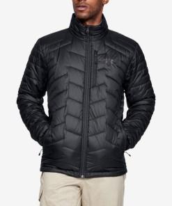 Under Armour ColdGear® Reactor Jachetă pentru Bărbați - 76281 - culoarea Negru
