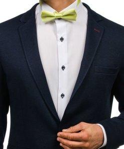 Papion elegant pentru barbat verde Bolf M001
