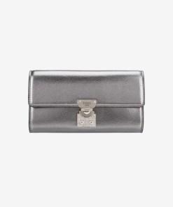 Guess - Lynda Cross body pentru Femei - 81533 - culoarea Argintiu